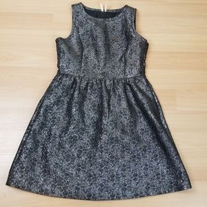 Frenchi dress with pockets